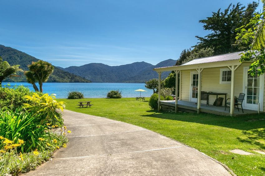 Endeavour Inlet views